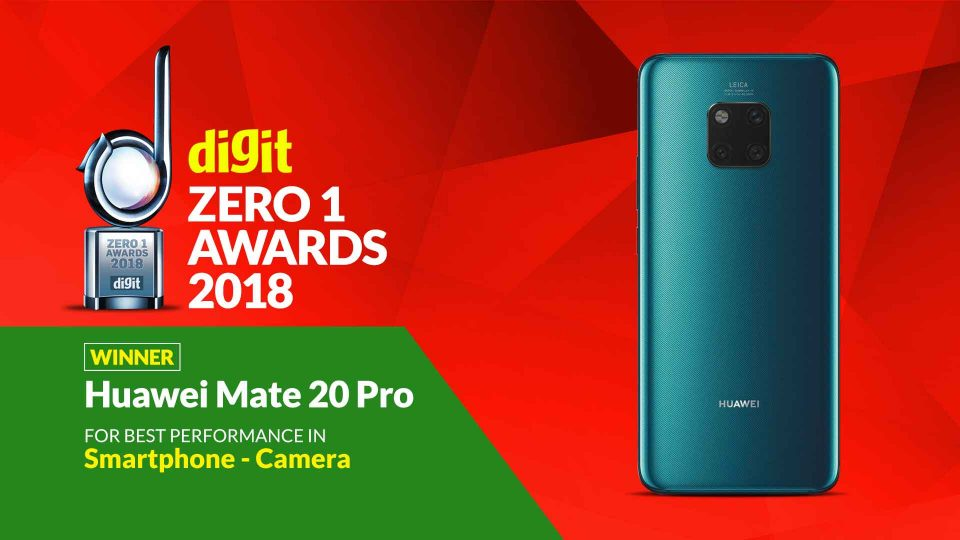 smartphone camera zero1 awards 2018